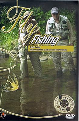 Fly Fishing And Fly Tying - Intermediate And Advanced Techniques [DVD] from Quantum Leap