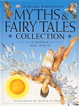 Dorling Kindersley myths & fairy tales collection 0751362093 Book Cover