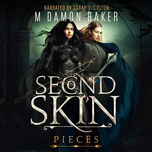 Second Skin: Pieces cover art