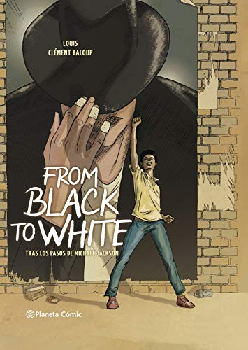 From Black to White (Novela gráfica)