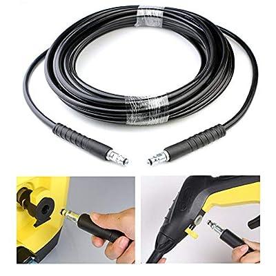 SWL-seller UK Pressure Washer Hose Click Trigger Click 15m Karcher K Series K2 K3 K4 K5 K7 from SWL-seller