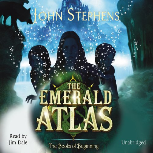 The Emerald Atlas cover art