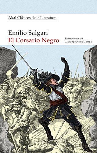 EL CORSARIO NEGRO (Akal Clásicos de la Literatura nº 12)