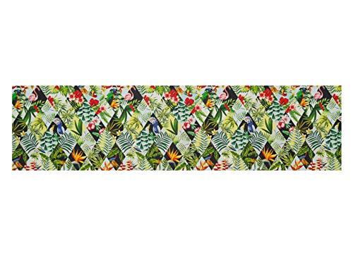 BiancheriaWeb Tappeto Passatoia Antiscivolo Stampa Digitale Sprinty L'Originale Dis. Jungle 50x230 Jungle