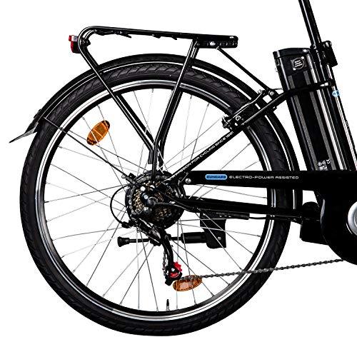 Trekking E-Bike Zündapp 26 Zoll Citybike Bild 4*