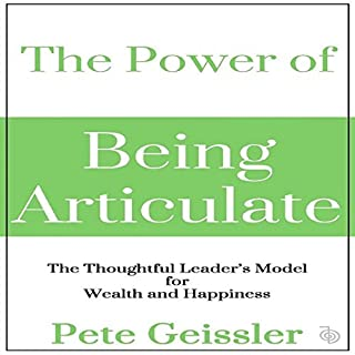 The Power of Being Articulate cover art