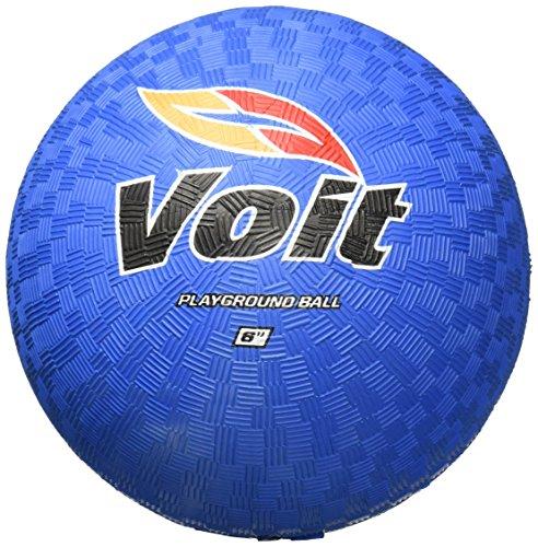 Voit Playground Ball Blue 10Inch