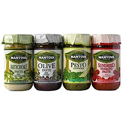 Mantova Italian Mix Pesto, 6.5 Ounce