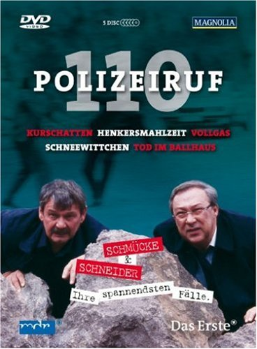 Schmücke/Schneider - Ihre spannendsten Fälle (5 DVDs)