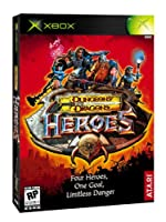 Dungeons & Dragons: Heroes / Game