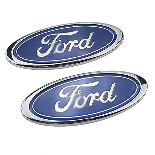 D28JD Logo Emblema para troncales capó/Trasero Tapa de la Puerta Posterior del Tronco ABS Cartas Personalizado para el F-ORD Antiguo Mondeo Fox Fiesta