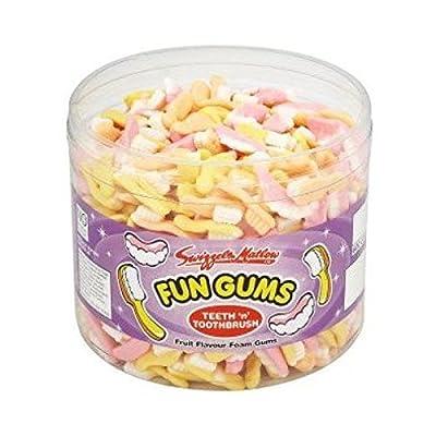 swizz. fun gum teeth toothbrush 1p - 1p - pack of 600 Swizz. Fun Gum Teeth Toothbrush 1P – 1P – Pack of 600 516H9g56 FL