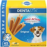 PEDIGREE DENTASTIX Small/Medium Dog Dental Treats...