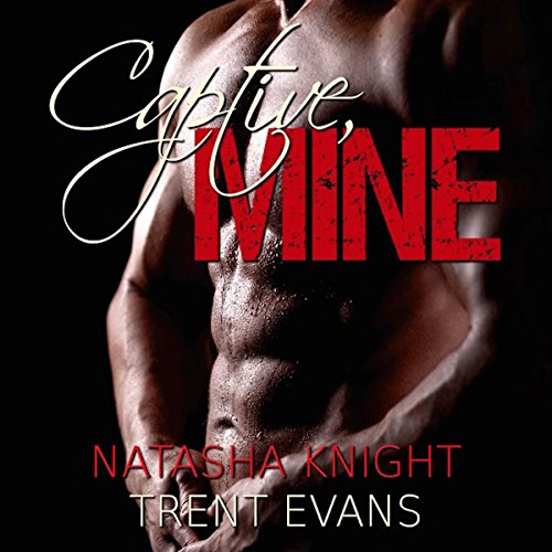 Captive, Mine audiobook cover art