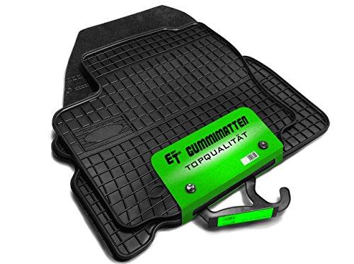 Gummimatten / Fußmatten von Eight Tec passgenau ET_GUMMI_PL546016