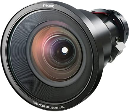 Panasonic ET DLE080 - Lens - 11.8 mm - 14.6 mm (DN1654) Category: Camera Bags and Cases