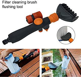 Wodeni Handheld Cleaners Durable Filtro Jet Cleaner Cartridge Removes Dirt for Pool Hot Tub Barrier-Free Convenient Work