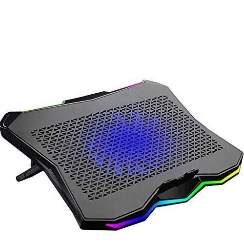 Notebook Radiator Isolatie Stand Laptop Uitlaat Fan Mute Slim Draagbare Riem Base