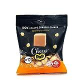 Cheesepop Snack de Fromage Soufflé - 100% Fromage ...Étonnamment Croquant! Étiquette Pr...