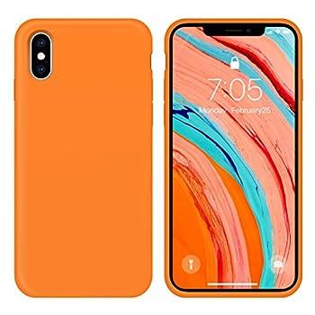 orange iphone x case