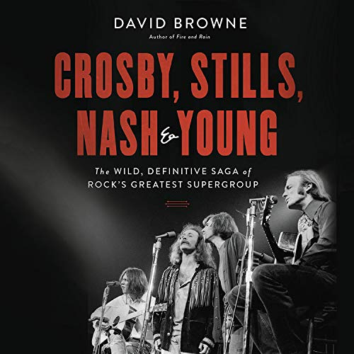 Crosby, Stills, Nash and Young cover art