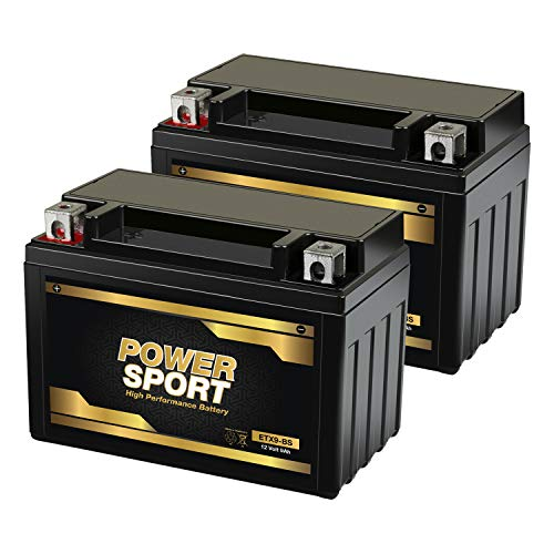 Our #4 Pick is the ExpertPower YTX9-BS AGM ATV Battery
