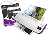 Purple Cows Hot and Cold 9' Laminator | Warms up in just 3 - 5 minutes...