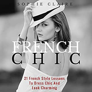 French Chic audiobook cover art