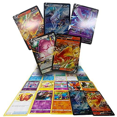 SUPYINI Cartas Pokemon, 360 Piezas Pokemon Tarjetas GX sin, Tarjetas Flash de Pokemon, Juego de Cartas Puzzle Fun, Cartas coleccionables, Mejor Regalo Infantil