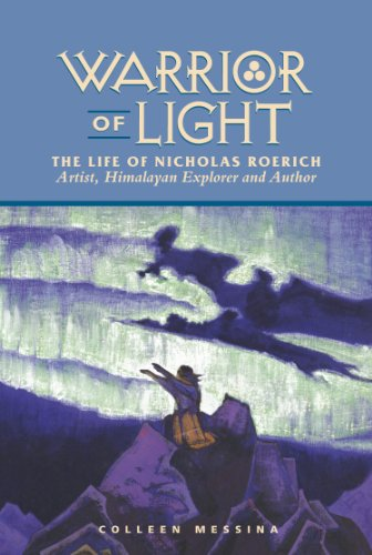 Warrior of Light: The Life of Nicholas Roerich (Masters of Life Book 1) (English Edition)