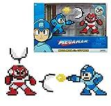 Megaman 34175 MegaMan Classic 8-Bit Figure (Mega Man Vs. Cut Man)