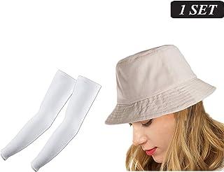 9e7976cc7 Amazon.com: Beige - Bucket Hats / Hats & Caps: Clothing, Shoes & Jewelry