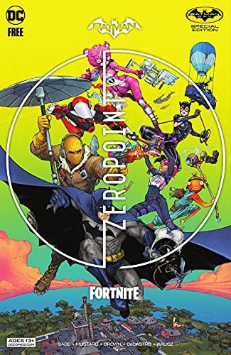 Batman/Fortnite: Zero Point Batman Day Special Edition (2021) #1