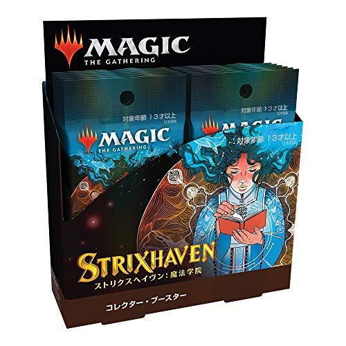MTG マジック:ザ・ギャザリング ストリクスヘイヴン:魔法学院 コレクター・ブースター 日本語版 BOX C84391400