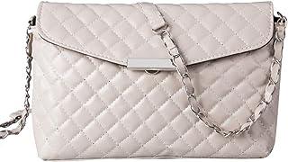 LHKFNU Fashion Women Ladies Leather Clutch Handbag Tote Purse Messenger Bags Shoulder Bag