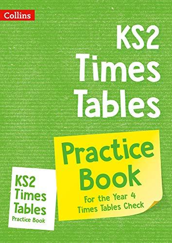 Collins KS2 — KS2 TIMES TABLES PRACTICE BOOK (Collins KS2 Practice)
