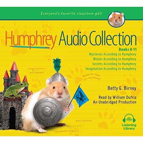 The Humphrey Audio Collection, Books 8-11: Mysteries According to Humphrey; Winter According to Humphrey; Secrets According to Humphrey; Imagination According to Humphrey
