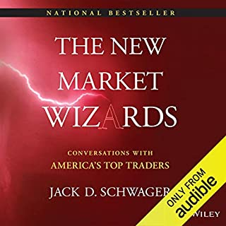 Page de couverture de The New Market Wizards