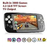 Anbernic Handheld Spielkonsole,Portable Spielkonsole mit 3000 Spielen und TV-Ausgang, Kamera,...