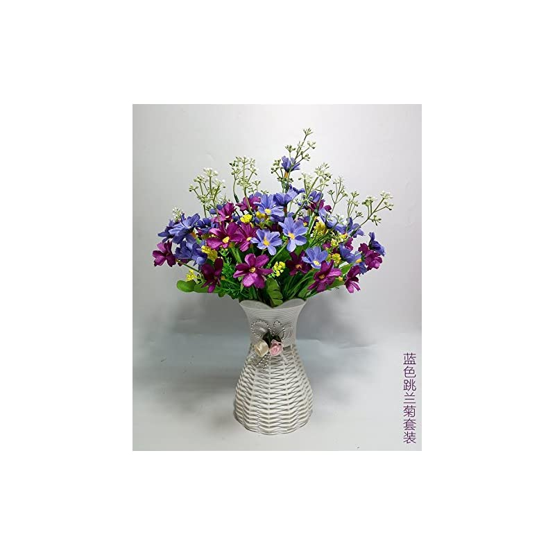 silk flower arrangements artificial flowers yiting simulation fake flower silk cloth decoration flowers