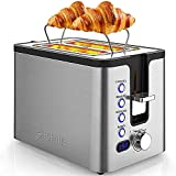 Best Toaster - 2 Slice Toaster, Hosome Stainless Steel Bread Bagel Review