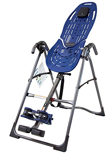 Review Teeter EP-560 Ltd. Inversion Table for Back Pain, FDA-Registered