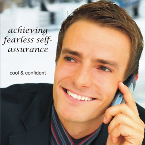 Cool & Confident audiobook cover art