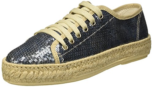 I love candies ILC Damen Espadrilles, Blau (Blue 809), 37