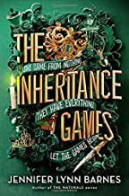 Download Book The Inheritance Games PDF