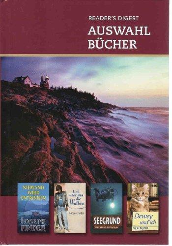 Seegrund - Niemand wird entrinnen - Dewey und ich - Und über uns die Wolken! (Auswahl Bücher!)