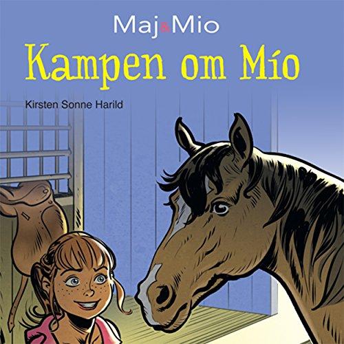 Kampen om Mio audiobook cover art