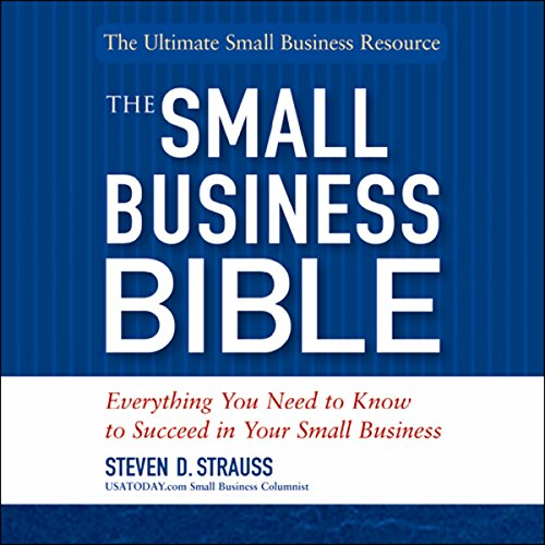 The Small Business Bible cover art