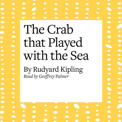 The Crab that Played with the Sea audiobook cover art