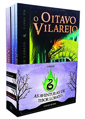 Box Aventuras De Tibor Lobato